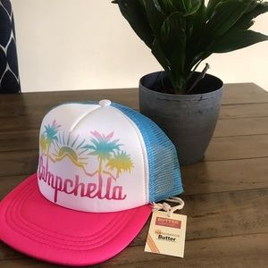 Campchella Snap back hat